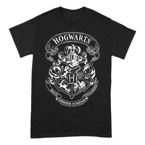 Harry Potter - T-Shirt Hogwarts Crest