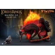Le Seigneur des Anneaux - Figurine lumineuse Defo-Real Series Balrog 15 cm