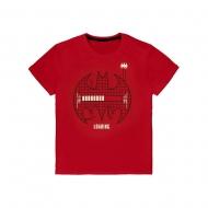 DC Comics - T-Shirt Grid Logo Batman