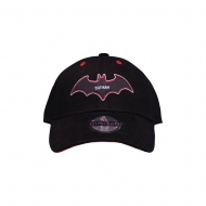Batman - Casquette hip hop Black & Red