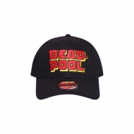 Marvel - Casquette hip hop Deadpool Big Letters