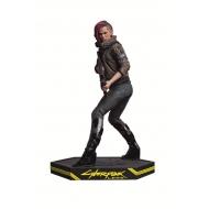 Cyberpunk 2077 - Statuette Female V 22 cm