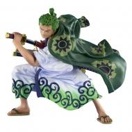 One Piece - Statuette FiguartsZERO Roronoa Zoro (Zorojuro) 11 cm