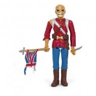 Iron Maiden - Figurine ReAction The Trooper 10 cm
