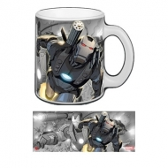 Marvel Comics - Iron Man mug War Machine