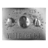 Harry Potter - Réplique Yule Ball Ticket Limited Edition (plaqué argent)