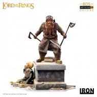 Le Seigneur des Anneaux - Statuette 1/10 Deluxe BDS Art Scale Gimli 21 cm