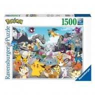 Pokémon - Puzzle  Classics (1500 pièces)