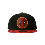 Deadpool - Casquette Snapback Grafitti