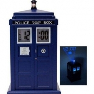 Doctor Who - Horloge Pojecteur Tardis