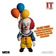 « Il » est revenu 1990 - Figurine MDS Deluxe Pennywise 15 cm
