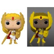 Les Maîtres de l'Univers - Figurine POP! Specialty Series Classic She-Ra (Glow) 9 cm