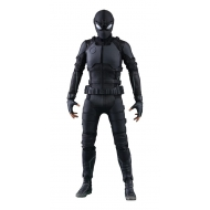 Spider-Man : Far From Home - Figurine Movie Masterpiece 1/6 Spider-Man (Stealth Suit) 29 cm