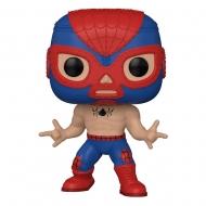 Marvel Luchadores - Figurine POP! Spider-Man 9 cm