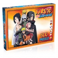 Naruto Shippuden - Puzzle Characters