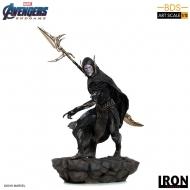 Avengers : Endgame - Statuette BDS Art Scale 1/10 Corvus Glaive Black Order 27 cm