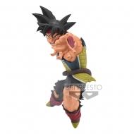 Dragon Ball Super - Statuette Drawn By Toyotaro Father- Son Kamehameha Bardock 13 cm