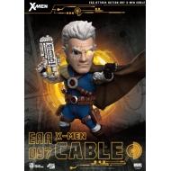 X-Men - Figurine Egg Attack Cable 17 cm