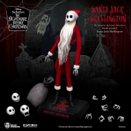 L'Étrange Noël de monsieur Jack - Figurine Dynamic Action Heroes 1/9 Santa Jack Skellington 21 cm