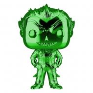 DC Comics - Figurine POP! The Joker (Green Chrome) 9 cm