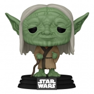 Star Wars Concept - Figurine POP! Yoda 9 cm