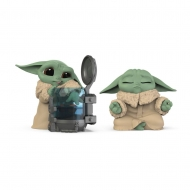 Star Wars Mandalorian Bounty Collection - Pack 2 figurines The Child Curious Child & Meditation