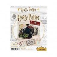 Harry Potter - Puzzle Poudlard Express Ticket (1000 pièces)