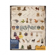 Harry Potter - Puzzle Icons (1000 pièces)