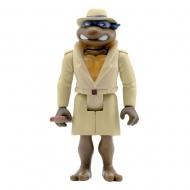 Les Tortues ninja - Figurine ReAction Undercover Donatello 10 cm