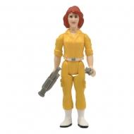 Les Tortues ninja - Figurine ReAction April ONeil 10 cm