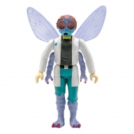 Les Tortues ninja - Figurine ReAction Baxter Stockman 10 cm
