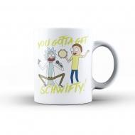 Rick & Morty - Mug Get Schwifty