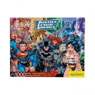 DC Comics - Puzzle Justice League (1000 pièces)