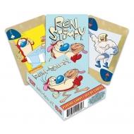 Ren & Stimpy - Jeu de cartes à jouer Cartoon