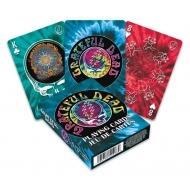 Grateful Dead - Jeu de cartes à jouer Logo Grateful Dead