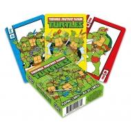 Les Tortues Ninja - Jeu de cartes à jouer Cartoon