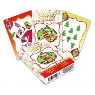Looney Tunes - Jeu de cartes à jouer Holiday 2