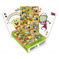 Nickelodeon - Jeu de cartes à jouer Cast