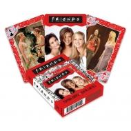 Friends - Jeu de cartes à jouer Girls