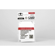 Ultimate Guard - 10 intercalaires pour cartes Card Dividers taille standard Blanc