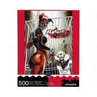DC Comics - Puzzle Harley Quinn & Joker (500 pièces)
