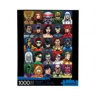 DC Comics - Puzzle Faces (1000 pièces)