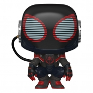 Marvel's Spider-Man - Modèle POP! Miles Morales 2020 Suit 9 cm