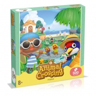 Animal Crossing New Horizons - Puzzle Characters (500 pièces)
