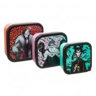 Disney - Boîtes de rangement Villains