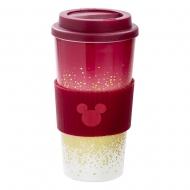 Disney - Mug de voyage Mickey Berry Glitter