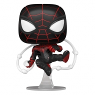 Marvel's Spider-Man - Figurine POP! Miles Morales AT Suit 9 cm