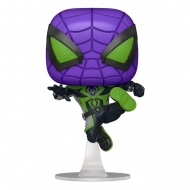 Marvel's Spider-Man - Figurine POP! Miles Morales Purple Suit 9 cm