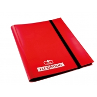 Ultimate Guard - Album portfolio A5 FlexXfolio Rouge
