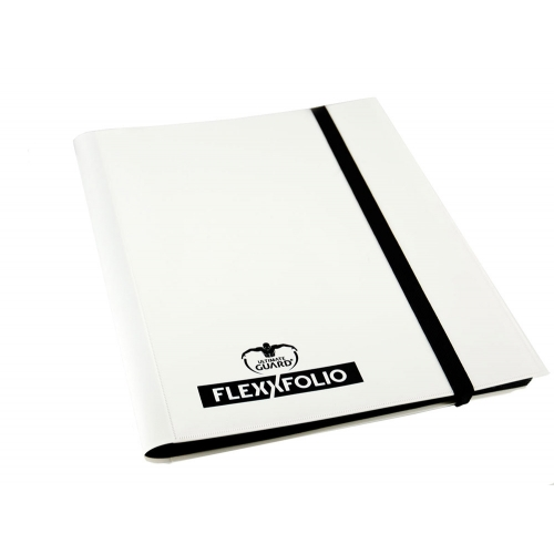 Ultimate Guard - Album portfolio A5 FlexXfolio Blanc